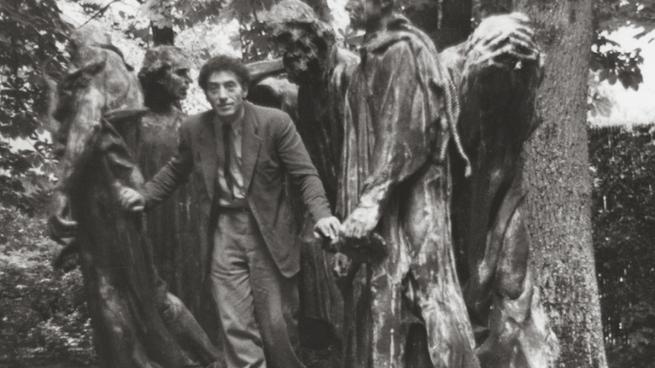 La Fundación MAPFRE reabre en Madrid la exposición Rodin-Giacometti