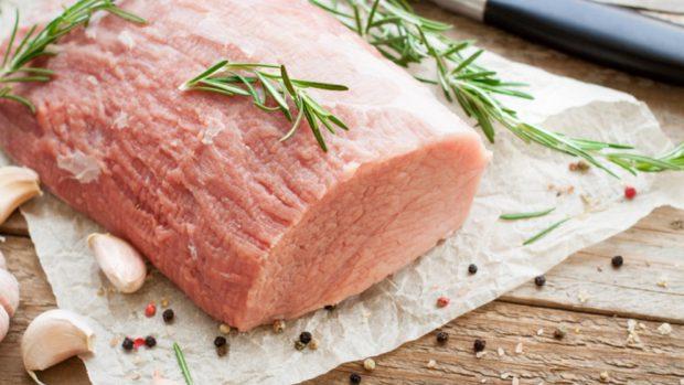 Receta de cerdo glaseado