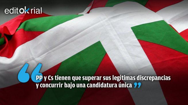 Por la unidad constitucionalista en el País Vasco