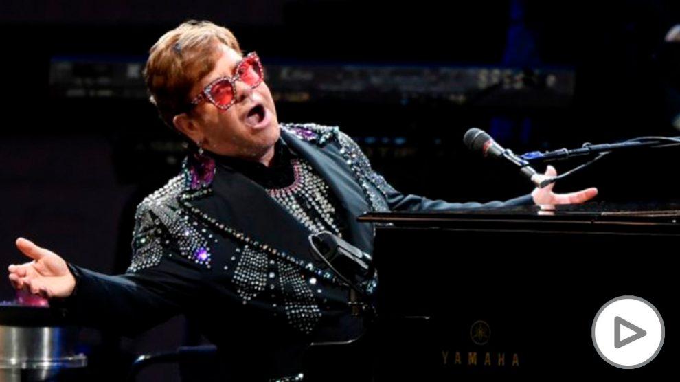Elton John. Foto: EP