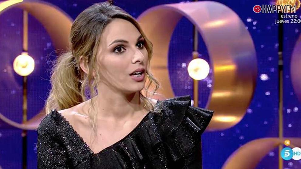 Irene Rosales tiene un gran gesto con Anabel Pantoja