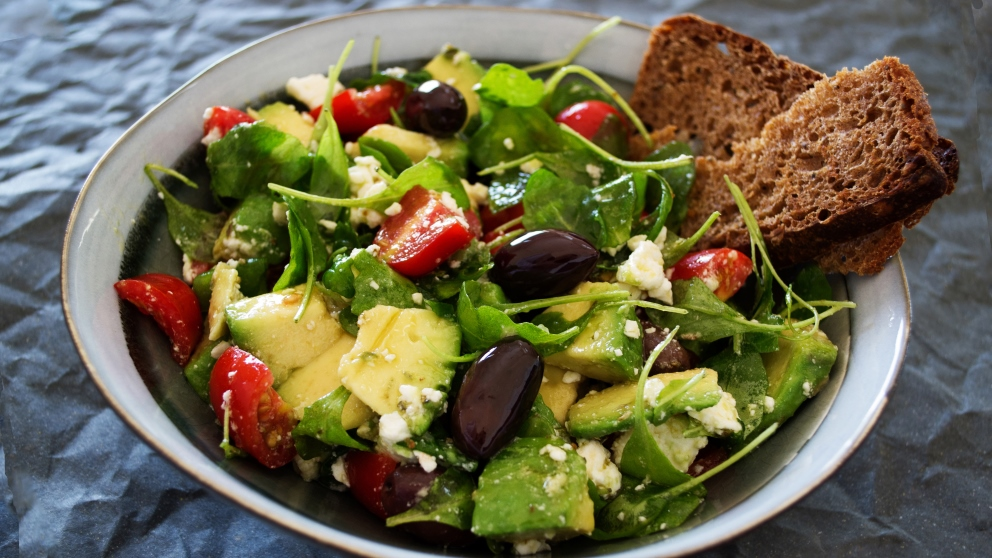 La dieta mediterránea está considerada la mejor y más saludable del mundo