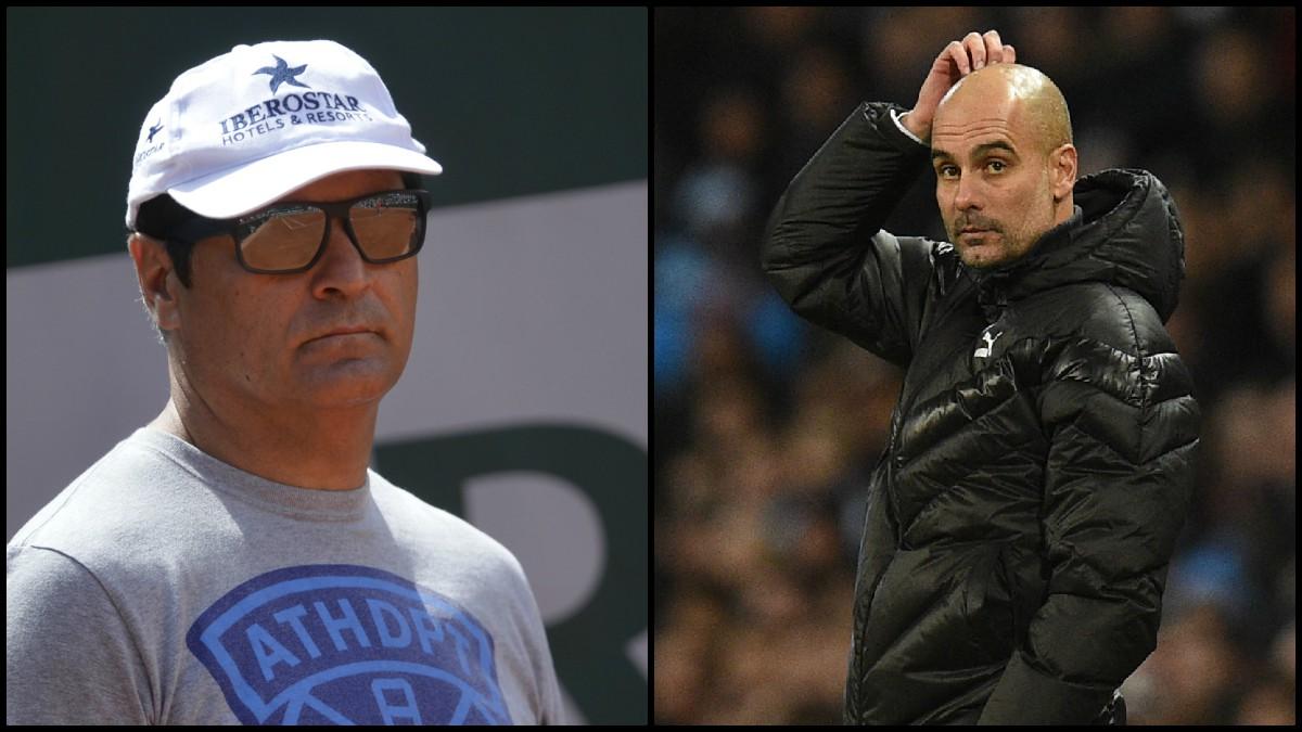 Toni Nadal motivará a los jugadores del Manchester City. (AFP)