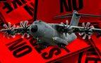 Los sindicatos de Airbus preparan una «huelga general» en marzo ante la amenaza de 1.000 despidos