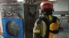 Un incendio en un hotel de Andorra obliga a intervenir a los bomberos de Teruel