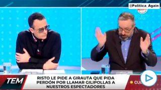 Risto Mejide Juan Carlos Girauta