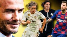 Beckham puede llevarse gratis a tres jugadores franquicia.
