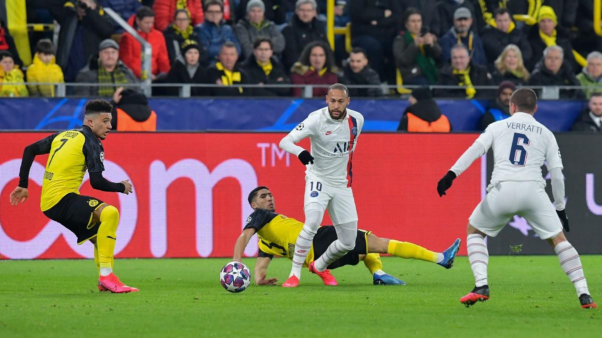 Borussia Dortmund U2013 PSG Resultado Resumen Y Goles Del
