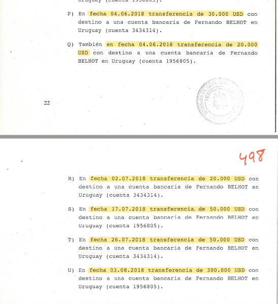El 'testigo protegido' en el caso Zaplana transfirió 200.000€ cuando el ex ministro estaba en la cárcel