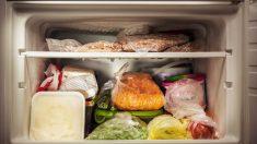 Los errores más frecuentes a la hora de congelar alimentos