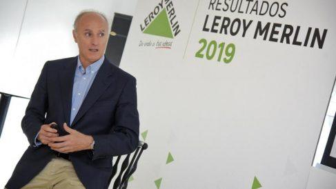 Ignacio Sánchez Villares, CEO de Leroy Merlin España