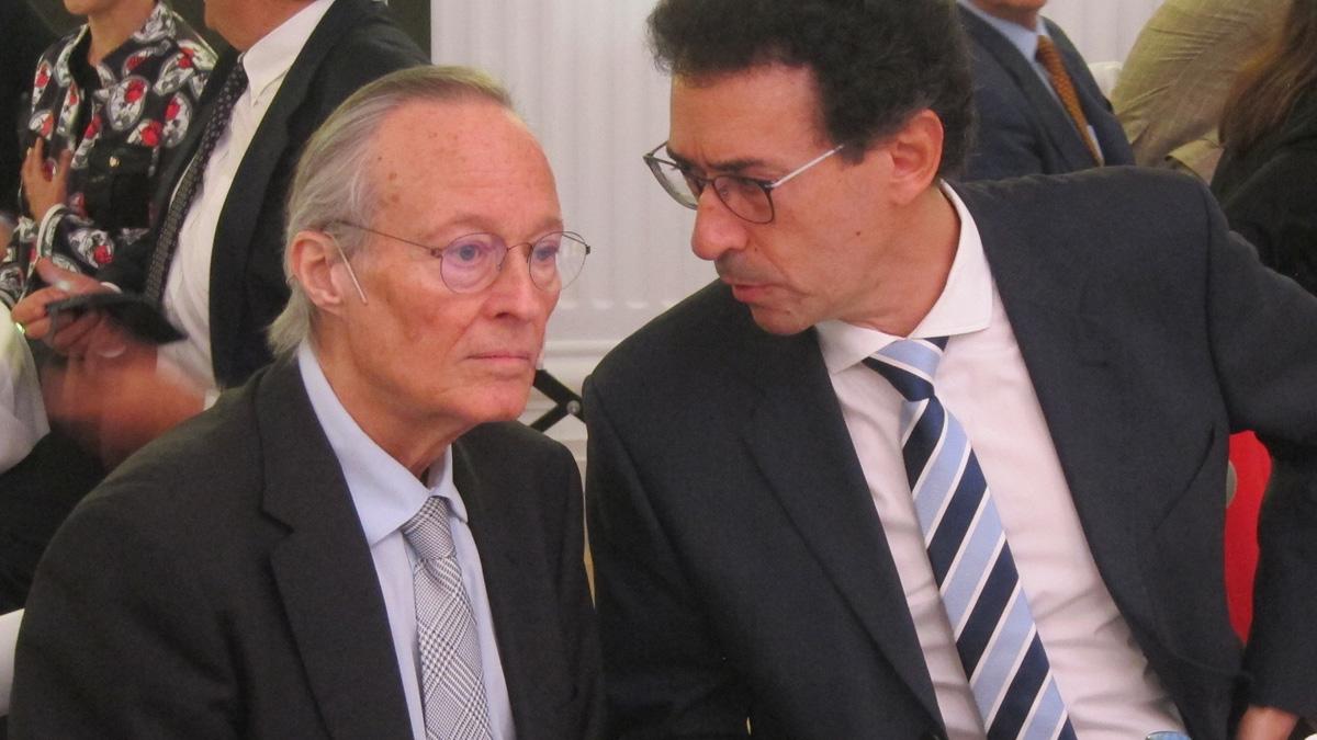 El ex ministro Josep Piqué en un evento. Foto: EP