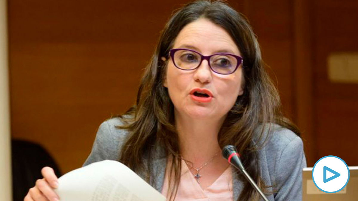 Mónica Oltra. Foto: Europa Press
