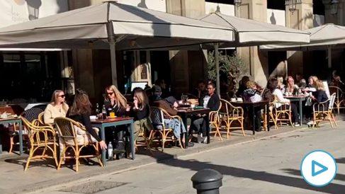 Las terrazas de Barcelona afectadas por el 'impuestazo' de Ada Colau.