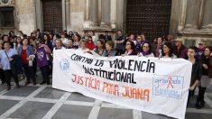 Una de las manifestaciones en apoyo de Juana Rivas (Ep)