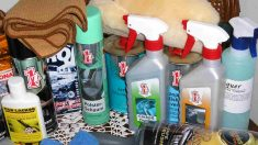 Prevención de intoxicaciones por productos de hogar