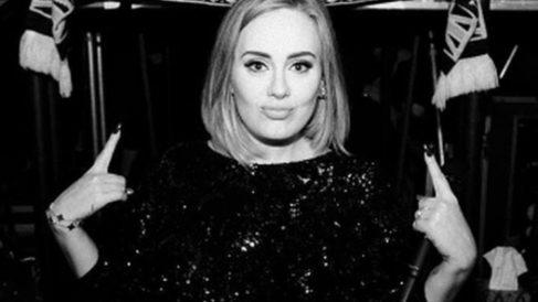 Adele se obsesiona con perder peso y el fitness