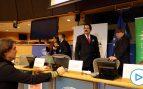 Cake pone en evidencia a Puigdemont y los bilduetarras en el Parlamento Europeo