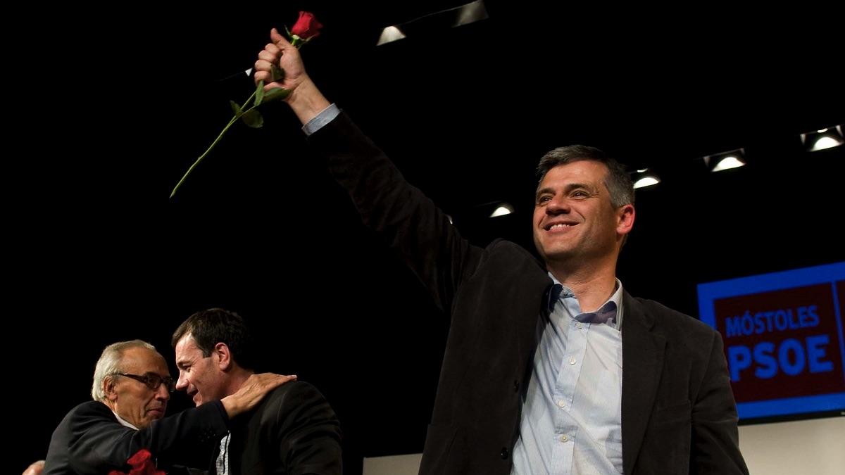 David Lucas, ex alcalde de Móstoles. (Foto. PSOE)