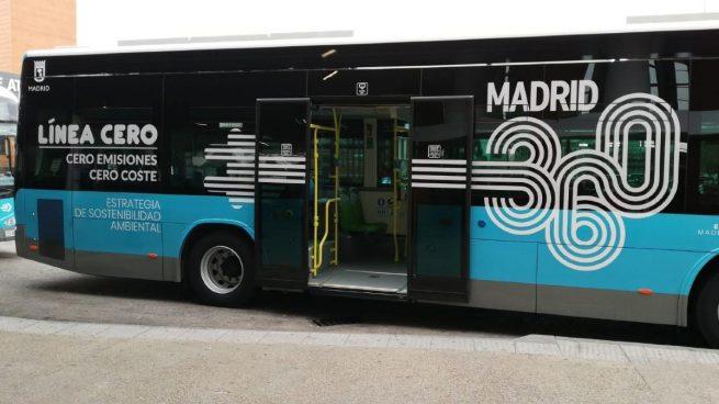 Madrid pone en marcha su primera línea de autobuses cero emisiones