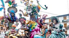 Las Fallas valencianas son una de las fiestas más espectaculares de nuestro país