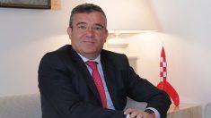 Guillermo Hita, alcalde de Arganda del Rey (PSOE). (Foto. Comunidad)