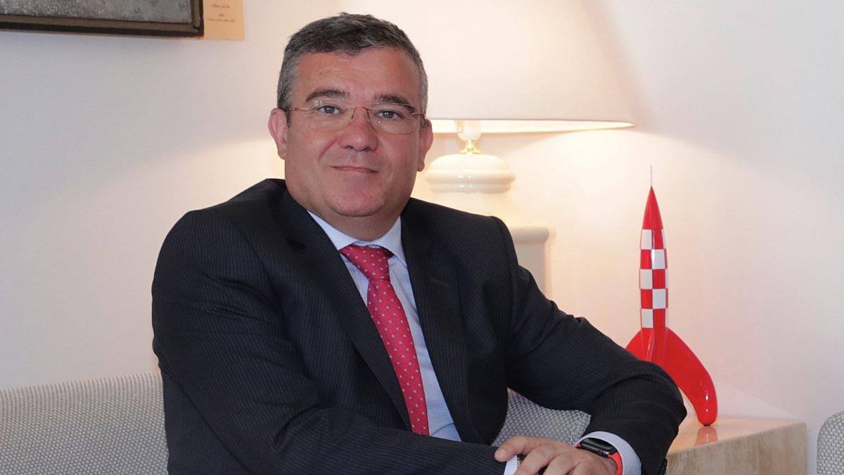 El socialista Guillermo Hita, alcalde de Arganda del Rey (Madrid) (Foto: CAM).