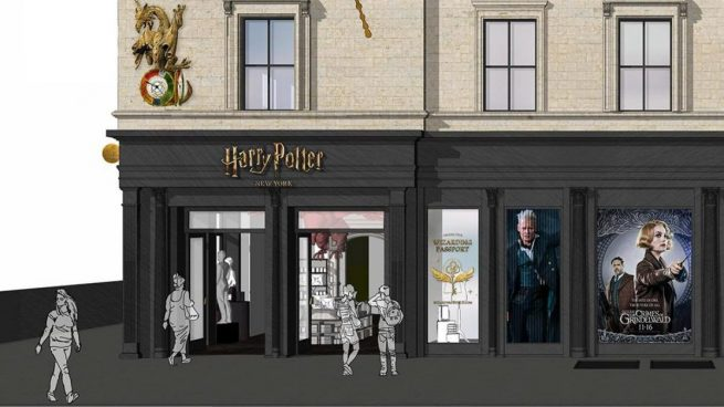 La tienda de Harry Potter más grande del mundo abrirá este verano