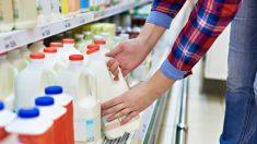 Cuál es la leche semi más saludable del mercado