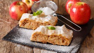 Receta de pastelitos de manzana