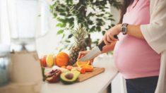 Descubre cómo y qué comer durante los primeros meses de embarazo