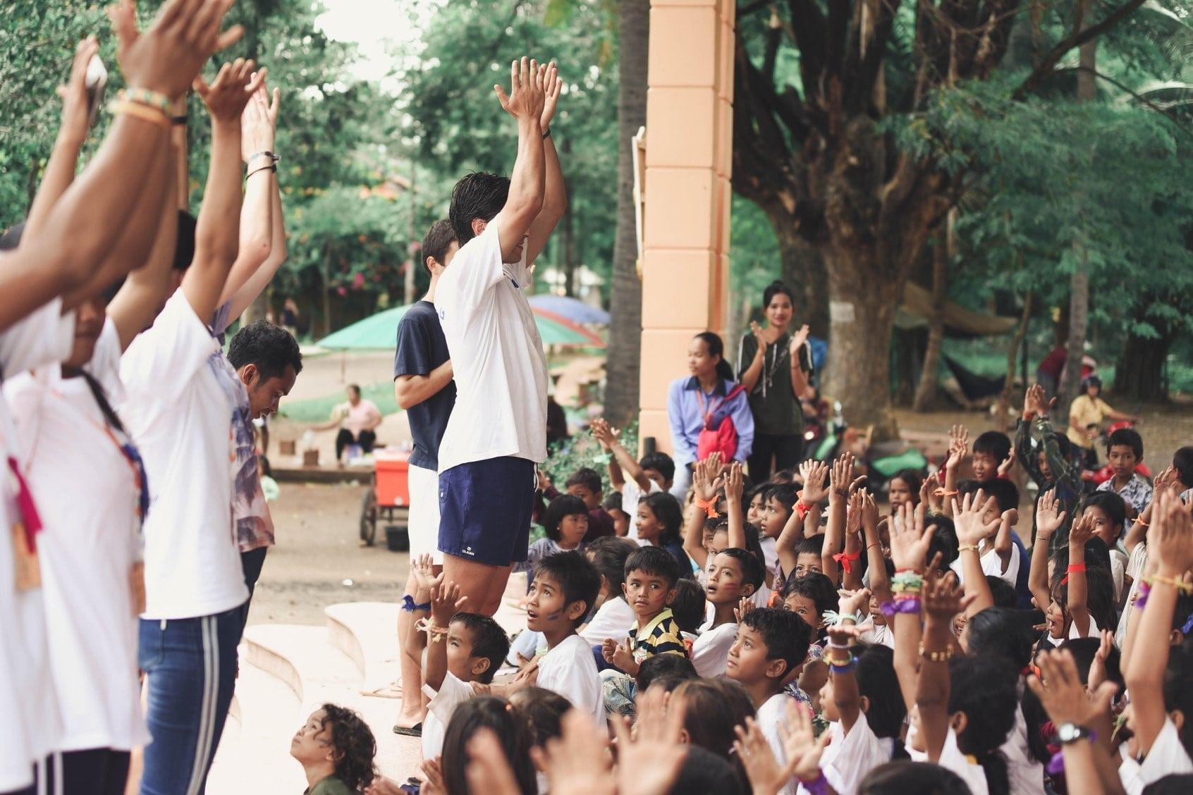 Summercamp Battambang ganador de los Premios al Voluntariado Universitario de la Fundación Mutua Madrileña