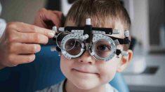¿Cómo tratar el astigmatismo en niños?