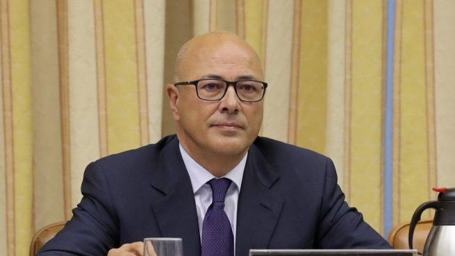 Ángel Olivares, secretario de Estado de Defensa @Defensa