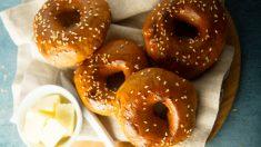 Donuts de zanahoria