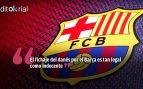 Braithwaite, un fichaje indecente para un Barça sin 'valors'
