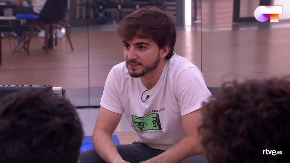 Jaime Altozano en 'OT 2020'