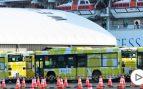 Mueren dos japoneses infectados por el coronavirus que viajaban en el 'Diamond Princess'