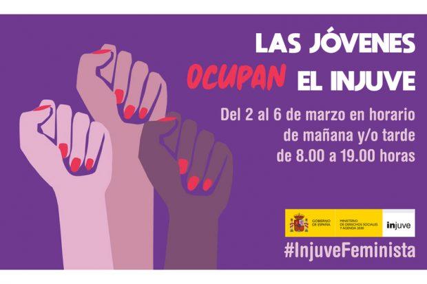 Iglesias abre el ministerio a las feministas de Podemos para que hagan allí las pancartas del 8-M