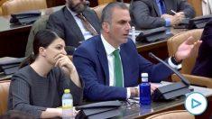 Tensa bronca entre Vox y Bildu en el Congreso