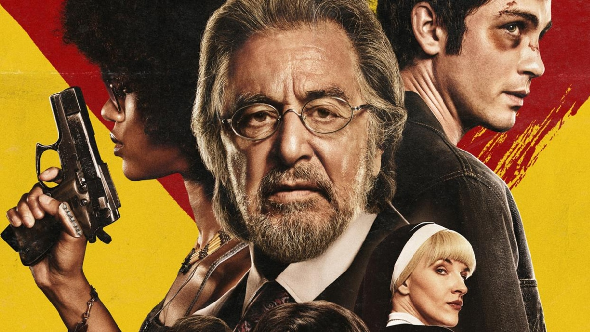Al Pacino protagoniza 'Hunters'