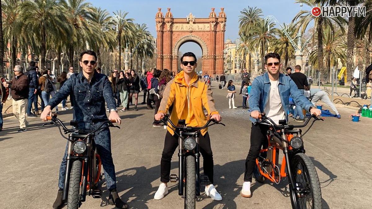 Jonas Brothers en Barcelona