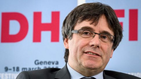 Carles Puigdemont. Foto: Getty