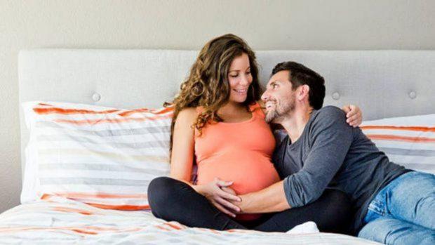 Relaciones sexuales durante el embarazo: la guía trimestre tras trimestre