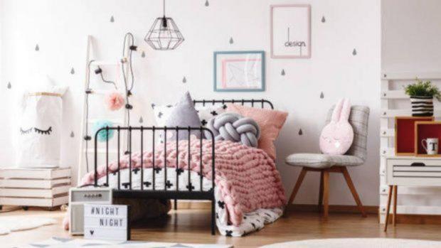 20 ideas para la decoración de la habitación de un niño