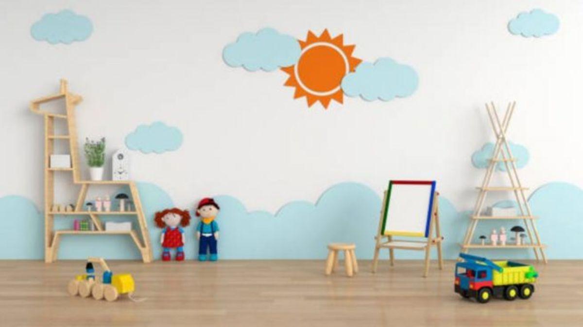 Descubre las mejores ideas para la decoración del dormitorio infantil