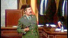 El 23 de 1983 se produce el golpe de Tejero
