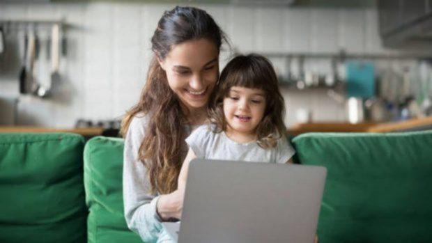 5 consejos para trabajar desde casa cuando tienes niños