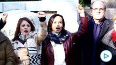 Adriana Lastra, Beatriz Corredor y Ángel Gabilondo. (Foto. PSOE)