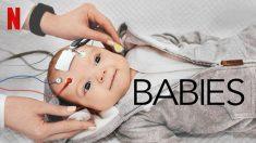 Descubre cómo es Bebés, la nueva docuserie de Netflix